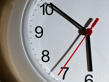 Tips for managing your time effectively