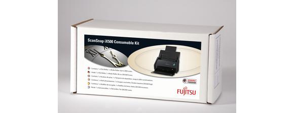 Fujitsu Consumable Kit for ScanSnap ix500 and ix1500