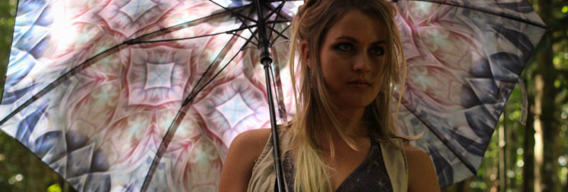 Diamond Dreams Umbrella