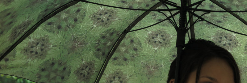 Fern Forest Umbrella