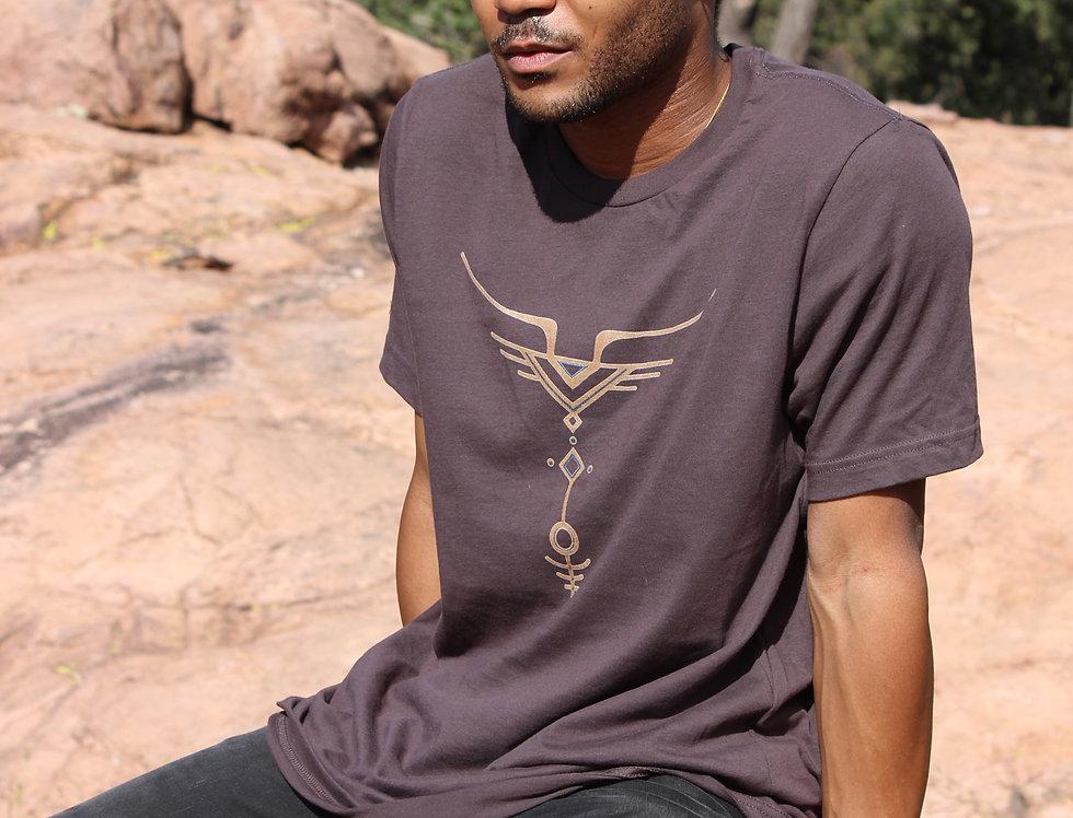 Men's Cotton Tshirt - Tribal Sigil