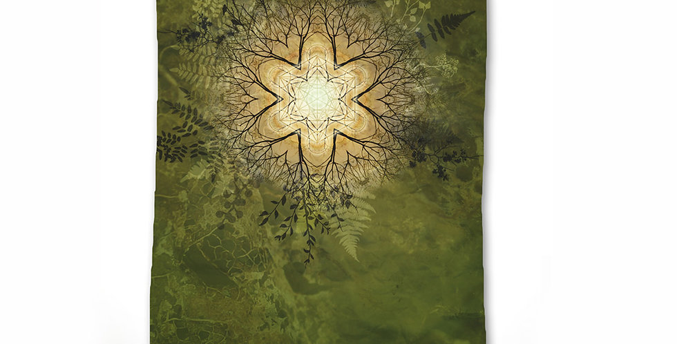 SPRING STAR Fabric Wall hanging Tapestry