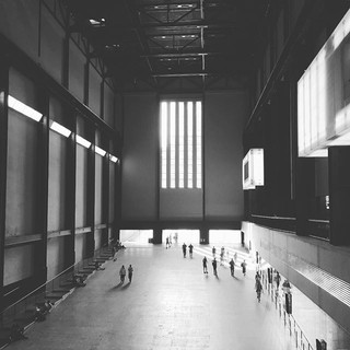 The Tate is in itself the canvas to livi