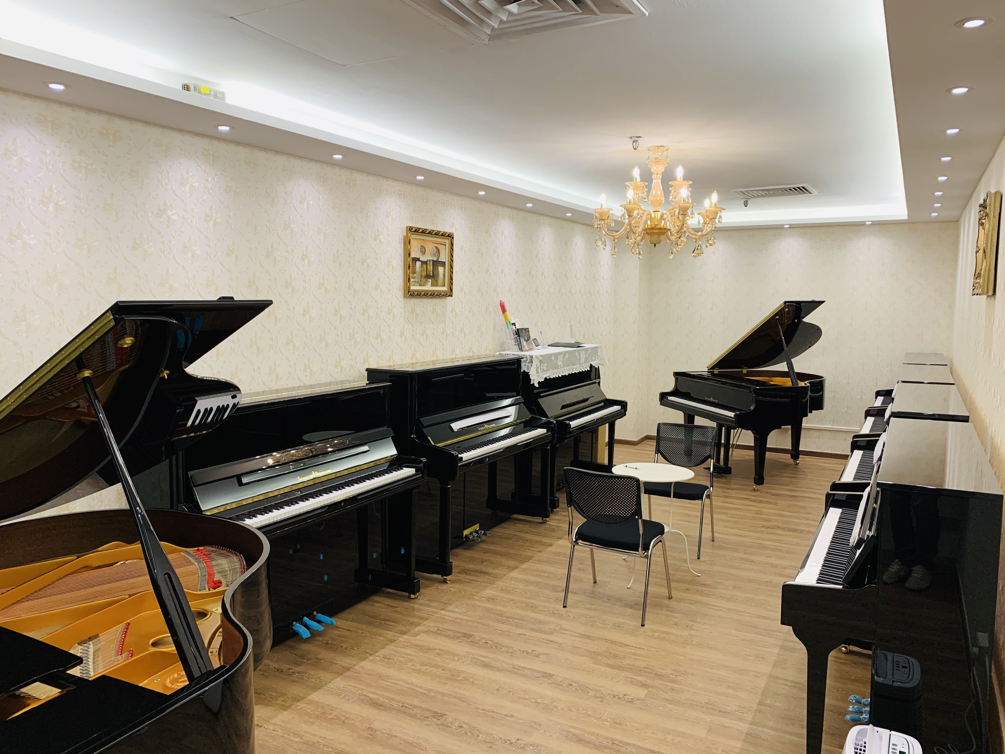 Piano Gallery Now Open!