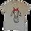 """Bandana Goat"" Adult T-Shirt by Girlie Girl Originals"