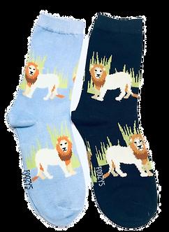 Foozy's Lion Socks
