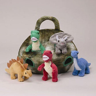 Dinosaur Animal House by Unipak