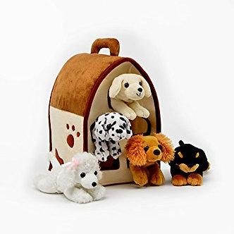 Dog Brown Animal House by Unipak