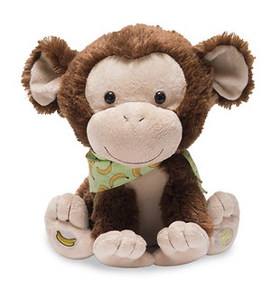 Singing, Animated My Monkey Marvin by Cuddle Barn