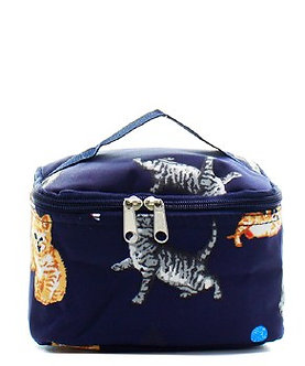 Cat/Kitten Cosmetic Bag by NNK Creations