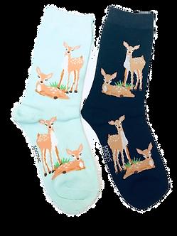 Foozy's Deer Socks