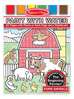 Melissa & Doug Farm Paint With Water