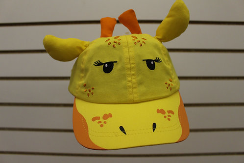 Giraffe Baseball Hat by Stephen Joseph