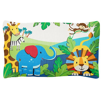 Zoo Animals Pillow by Stephen Joseph
