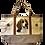 Beagle Dog Canvas Tote Bag, by E&S Pets