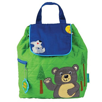Bear and Wolf Backpack by Stephen Joseph