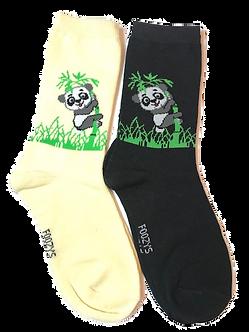 Foozy's Panda Bear Socks