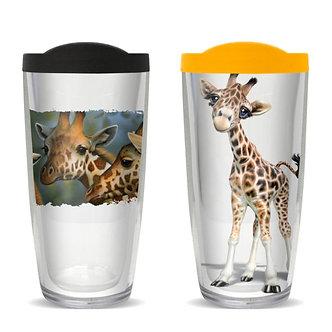 Giraffe Thermal Insulated Tumbler Cups