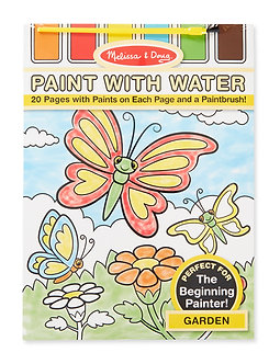 Melissa & Doug Garden Paint With Water