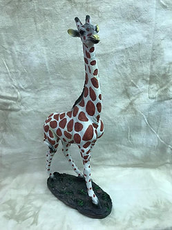 Tall Giraffe Figurine