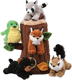 Tree Animal House by Unipak
