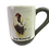 Cow or Rooster Coffee Mugs/Cups