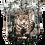 Beaded Leopard Shirt by Portman Studios