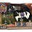 Painted Horse Deluxe Toy Set