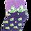 Foozy's Frog Socks