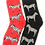 Foozy's Zebra Socks