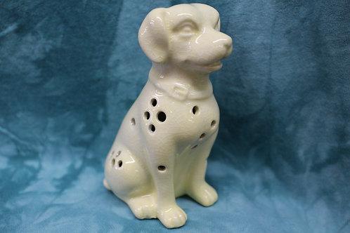 Light-Up Dog Figurine