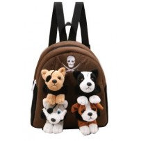 Pirate Dog Backpack by Unipak