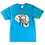 """Bandana Elephant"" Adult T-Shirt by Girlie Girl Originals"