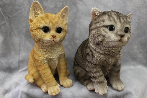 Cat/Kitten Figurine