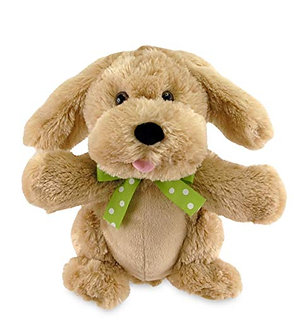 Singing, Animated My Little Puppy by Cuddle Barn