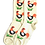 Foozy's Rooster Socks