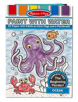 Melissa & Doug Ocean Paint With Water