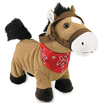 Singing, Animated Gallop the Horse by Cuddle Barn