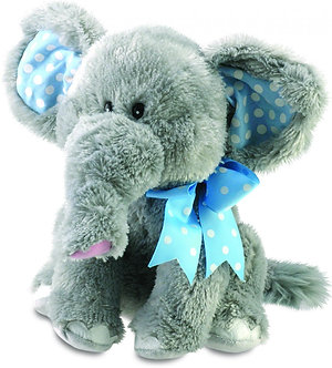 Singing, Animated Elliot Elephant by Cuddle Barn