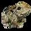 "Small ""Pebble"" Frog Figurine"