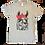 """Bandana Llama"" Adult T-Shirt by Girlie Girl Originals"