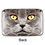 Grey Cat Armored Wallet by Monarque