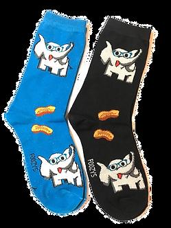 Foozy's Professor Elephant Socks