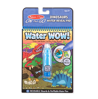 Melissa & Doug On The Go Dinosaurs Water Wow