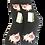 Foozy's Professor Pig Socks