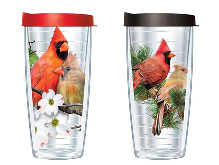 Cardinal Thermal Insulated Tumbler Cups