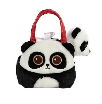 Fancy Pals Bright Eyes Panda Purse