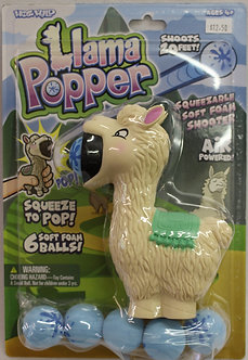 Llama Popper Toy by Hog Wild Toys