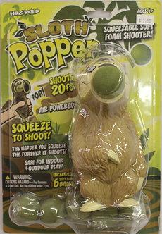 Sloth Popper Toy by Hog Wild Toys