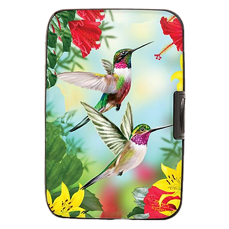 Hummingbird Armored Wallet by Monarque